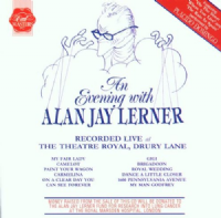 An Evening With Alan Jay Lerner CD
